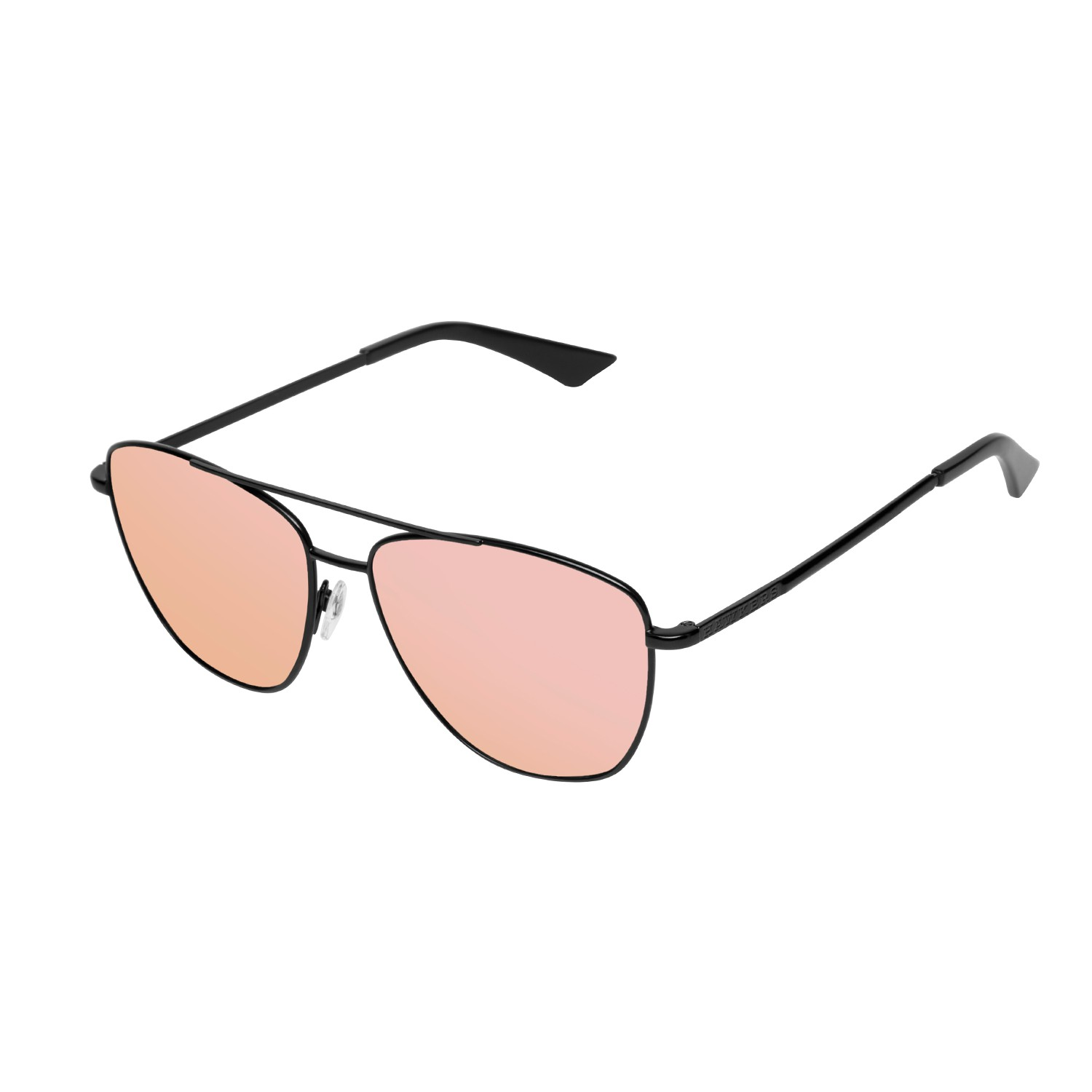 Image For Hawkers Sonnenbrille Black  Rose Gold LA mit rose linse