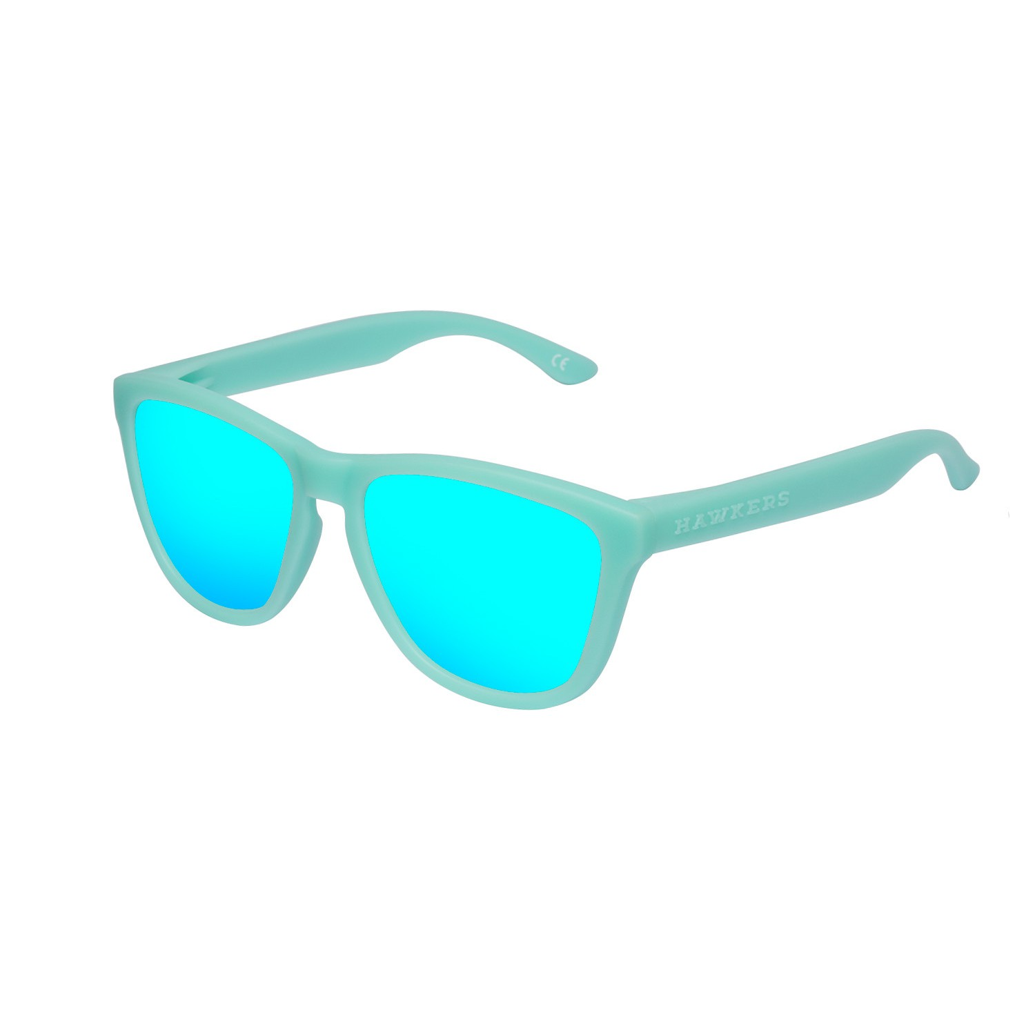 Hawkers IT Turquoise · Clear Blue One