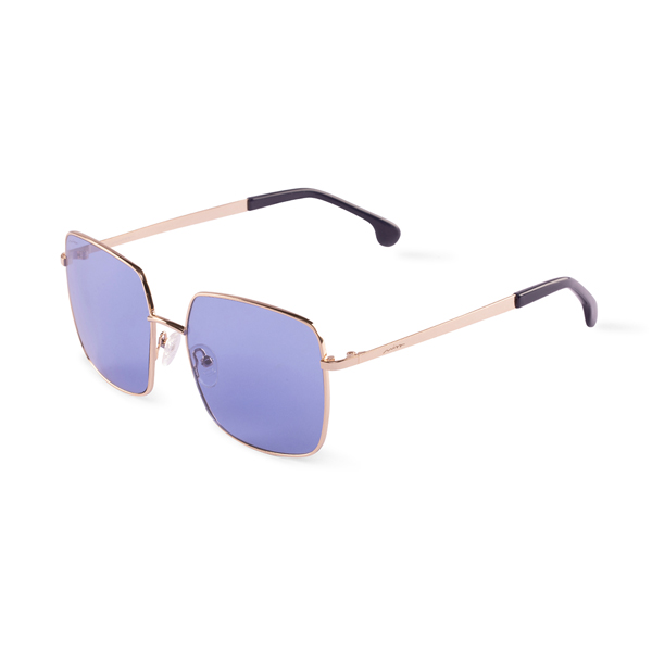 Gafas de sol Mujer Miss Hamptons BLONDE SHINE BLUE NIGHT con lente azul